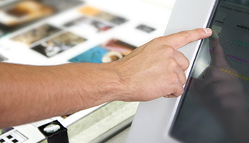 תהליך עבודה בדפוס דיגיטלי